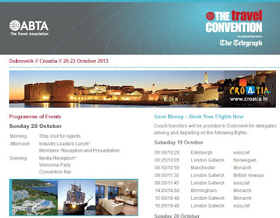 ABTA Travel Convention 2013