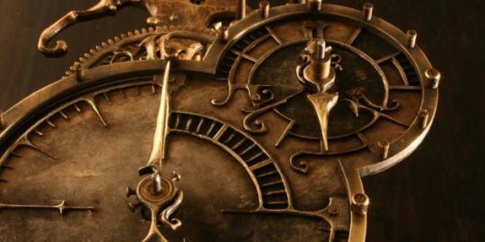 Ilmuwan Iran temukan mesin waktu
