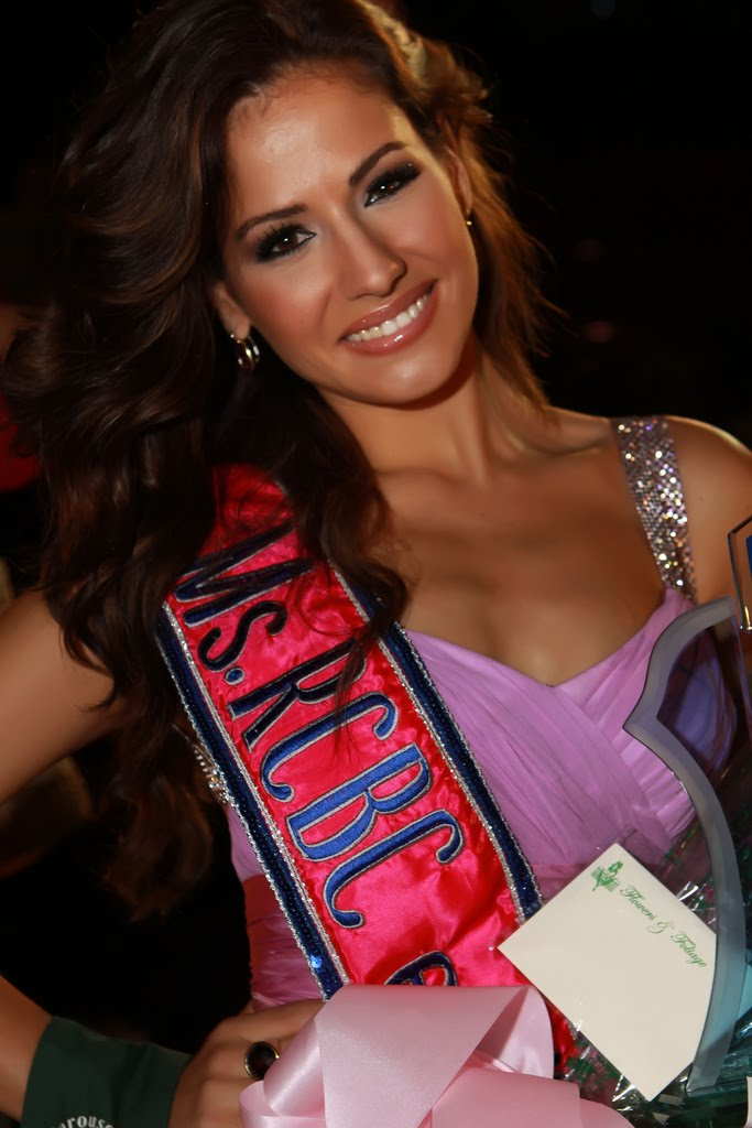 pageant overload adriana reveron miss earth spain 2008