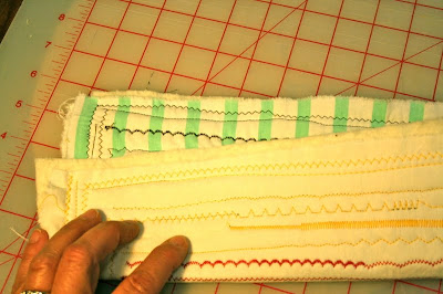 how to put thread in a elna el200 sewing maching