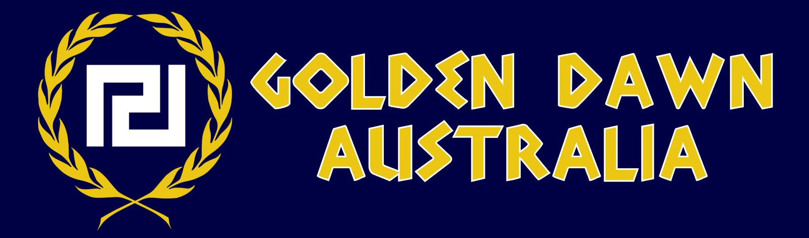 ΧΡΥΣΗ ΑΥΓΗ ΑΥΣΤΡΑΛΙΑ / Golden Dawn Australia