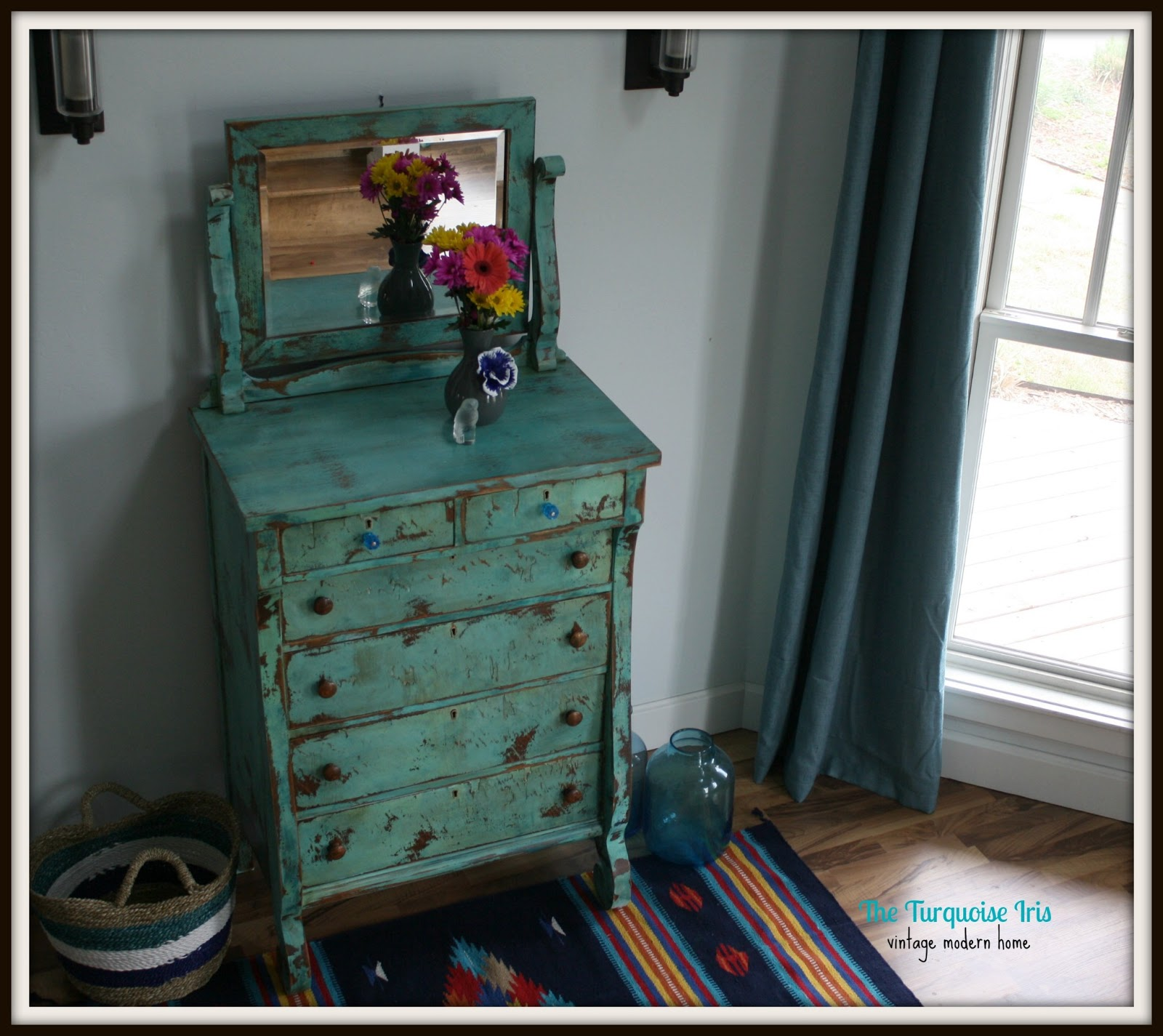 Distressed Wood Furniture For Sale