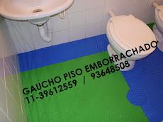 Piso Emborrachado Gaucho