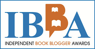 independent book blogger award logo