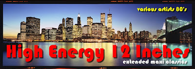 HIGH ENERGY 12 Inches - various artists 80's hi-nrg eurobeat electro disco