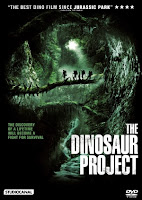 The Dinosaur Project (2012) online y gratis