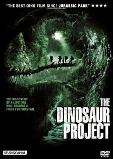 Proyecto Dinosaurio Poster