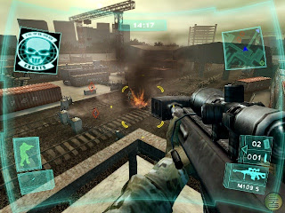 Game Ghost Recon Advanced Warfighter Full version