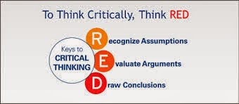 Keys To Critical Thinking