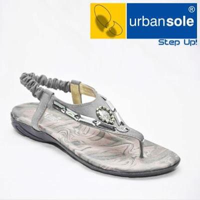 Urbansole Women Flat Sandals