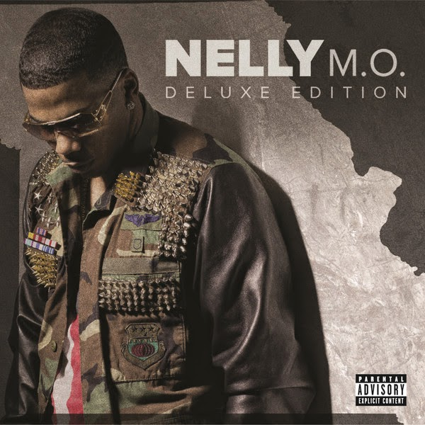 Nelly - M.O. (Deluxe Edition) Cover