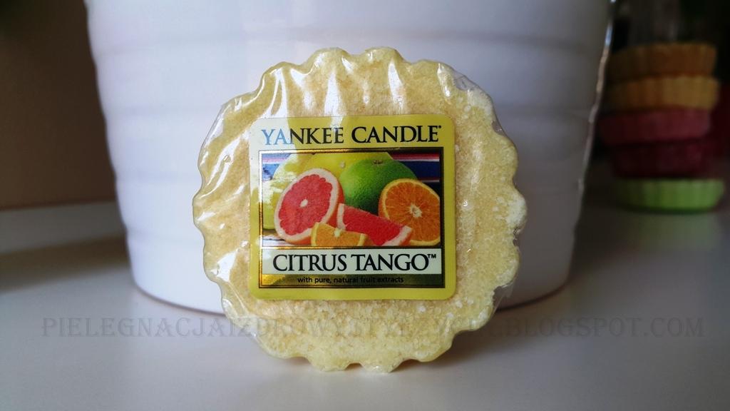 Citrus Tango Yankee Candle