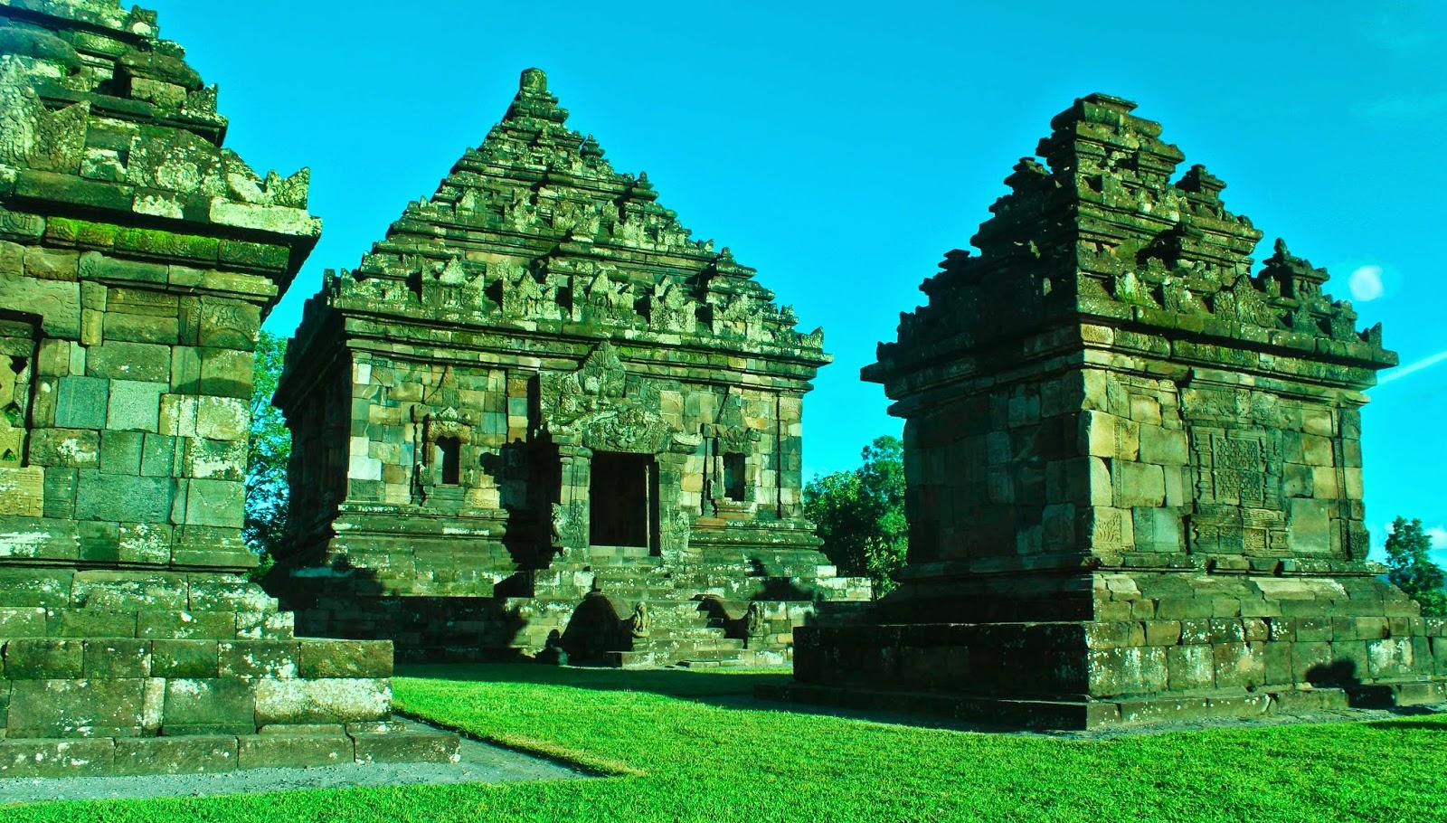 Candi indonesia
