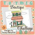 The Stamping Boutique Challenge Blog
