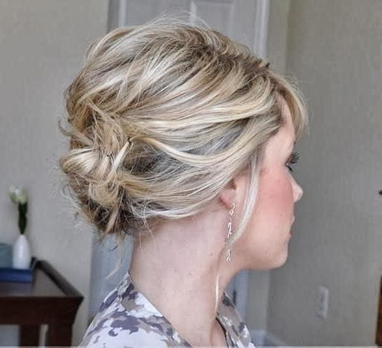 Cute updos for short hair for everyday  Hair and Tattoos