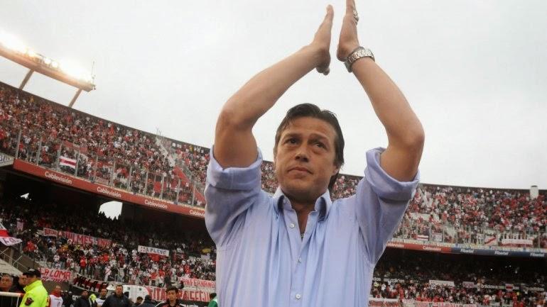 Almeyda, River, River Plate, ovación, 2015, Banfield