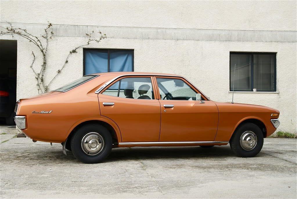 Toyota Corona Mark II X10 X20, stare auto, klasyczny model, z Japonii, トヨタ, 古い車