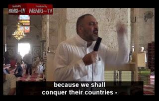 Ιμάμης: Έτσι θα κατακτήσουμε την Ευρώπη με τους πρόσφυγες – Σατανικό σχέδιο! (βίντεο)
