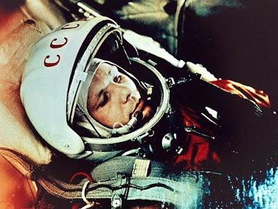 Yuri Alekseyevich Gagarin (9 March 1934 - 27 March 1968)