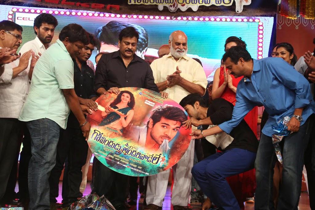 Govindudu Andarivadele Audio Release photos-HQ-Photo-14