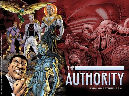 The Authority [CBR | Español | 393.51 MB]