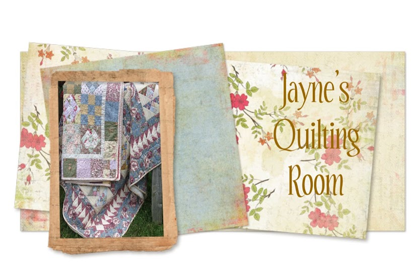 Jayne&#39;s Quilting Room