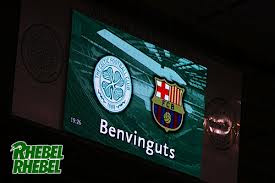 Live Streaming UEFA Champions League Celtic Vs Barcelona 8 November 2012