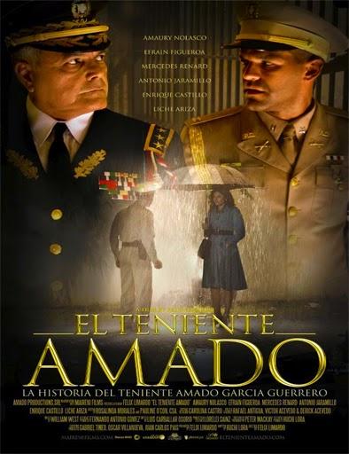 El teniente Amado [2013] [DvDRip] [Latino]