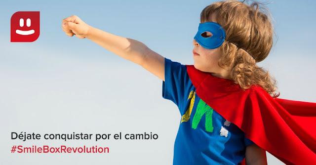 Novedades SmileBox: llega la #SmileBoxRevolution!!