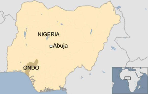 Ondo. Nigeria