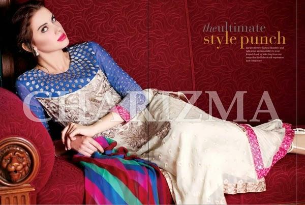 Charizma Semi-Stitched Collection 2015