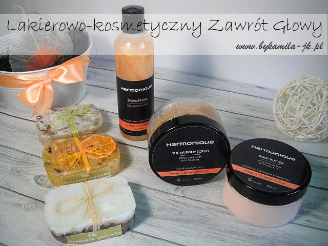 Harmonique Pszczela Dolinka kosmetyki naturalne ręcznie robione mydła