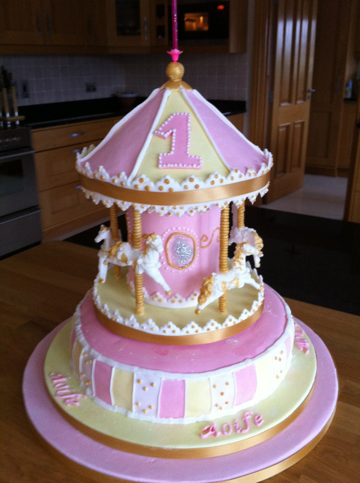 Carousel Cakes Cake Ideas and Designs