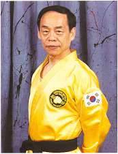 FATHER OF TAEKWONDO IN USA 1956