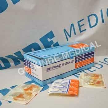 harga jarum infus winged infusion set