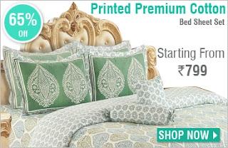 Bed Sheets on Kaunsa.com