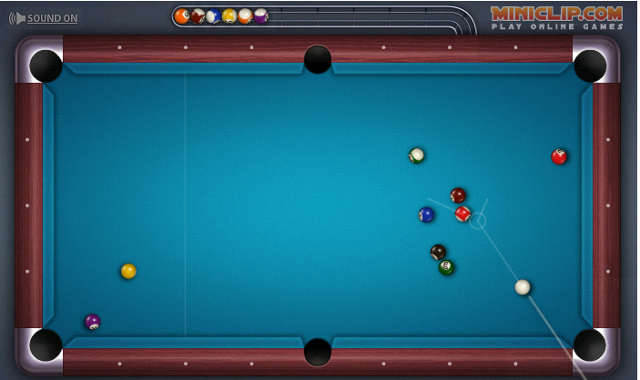 best pool game online