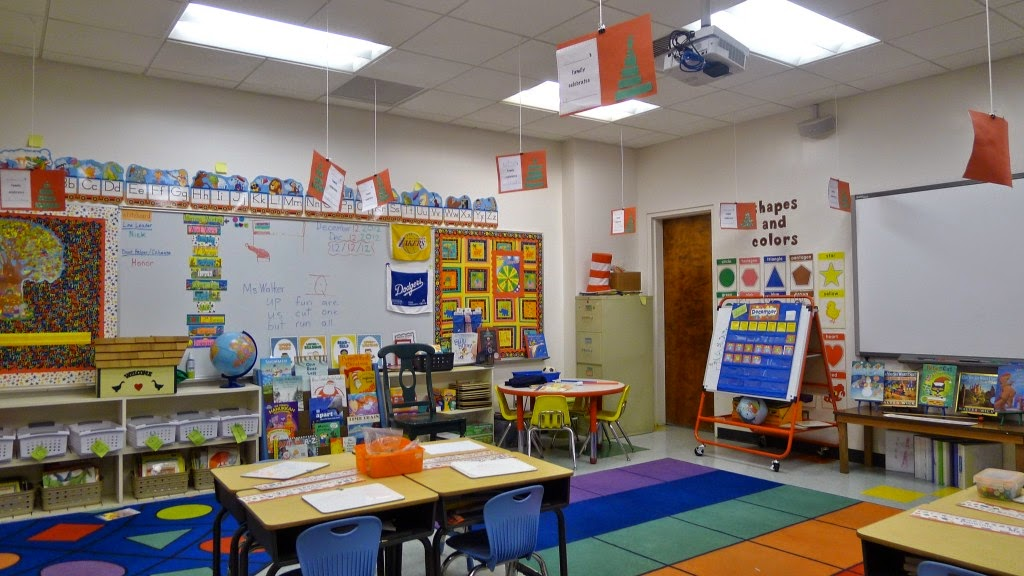 Innovative Primary Classrooms :