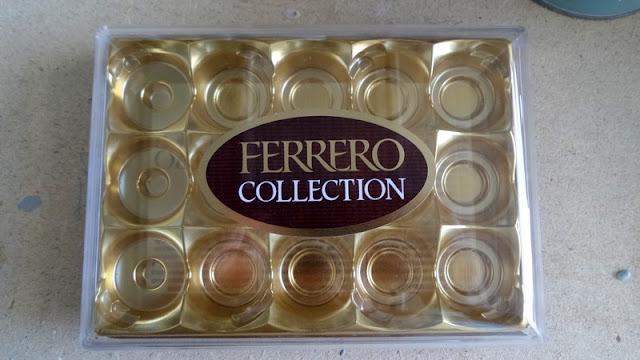 come trasformare una scatola di cioccolatini