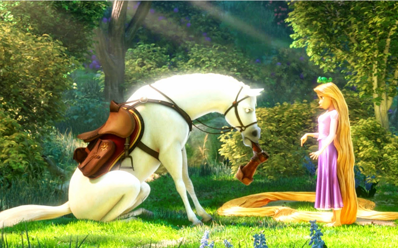New Kids Cartoons Disney Princess Rapunzel Hd Wallpaper Full Movie