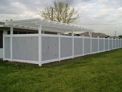 Future Outdoors Vinyl Fence Installation Dallas