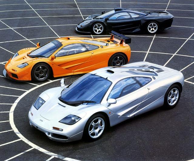 McLaren F1 - Có giá 970.000 USD
