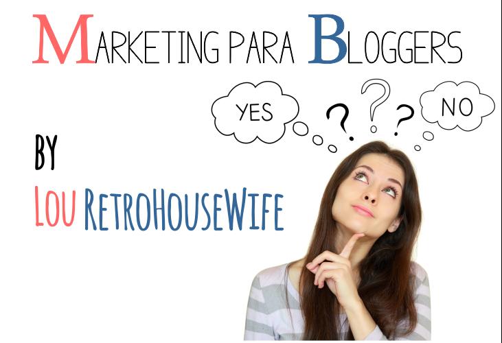 Marketing para Bloggers: organización y contenido