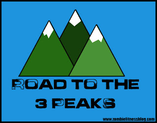Road to the 3 peaks