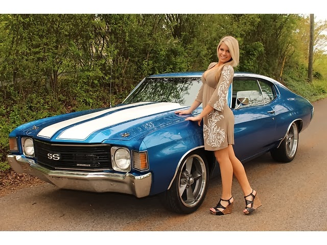 1970 Chevelle Ss Project Car For Sale >> 1960's 1970's Muscle CarsFor Sale: 1972 Chevy Chevelle Big Block