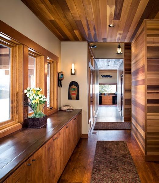 Como pintar el recibidor para que de mas amplitud decorar tu casa es - Pintar un recibidor ...