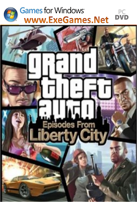 Grand Theft Auto: Episodes from Liberty City Game