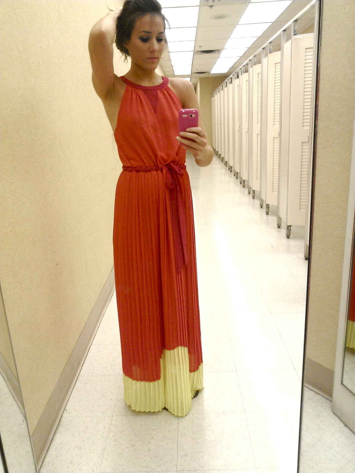 To the max maxi dress