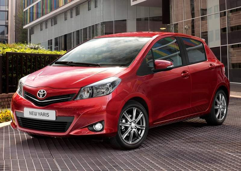 Toyota Yaris : Car Review 2012 And Pictures