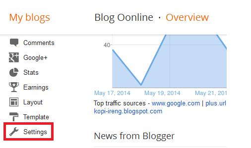 cara membuat peraturan di kotak komentar blog